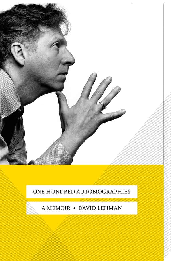 One Hundred Autobiographies