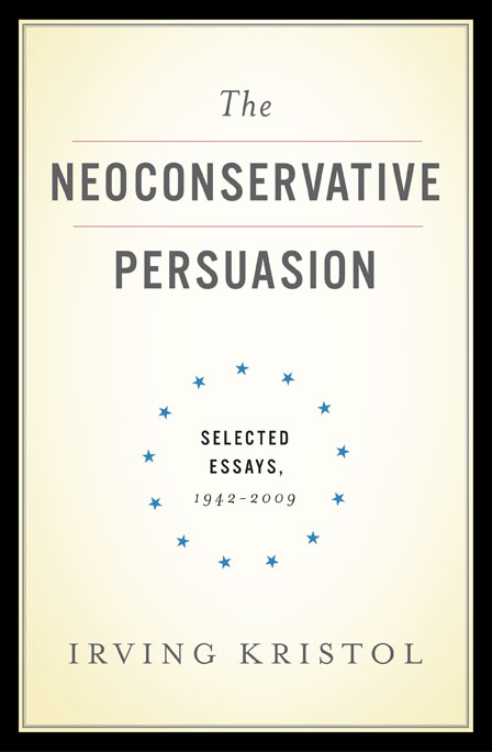 The Neoconservative Persuasion