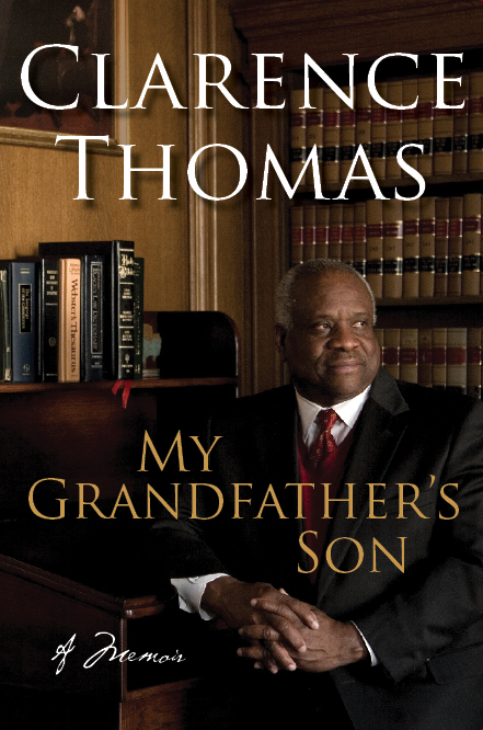 clarence thomas my grandfather s son